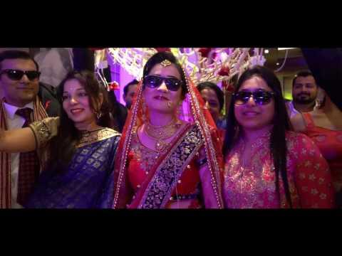 The 'Kala Chashma' Wedding!