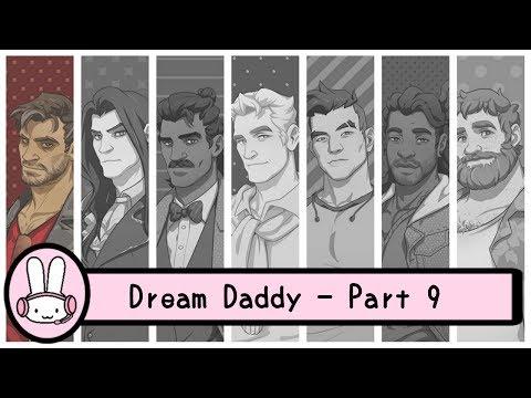 dream daddy dating ranking