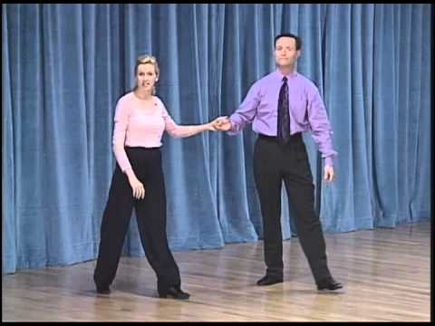 International Standard Silver Tango Variations & Techniques HQ Ballroom Dance DVD