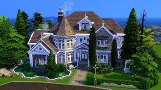 The Sims 4 || Speed Build || Robin Lane