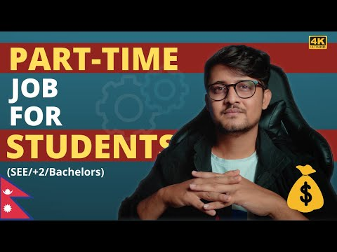 Part Time Job Ideas For Students | 6 Ways to Make Money Online In Nepal