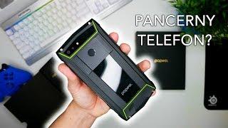 Test Pancernego Telefonu - Poptel P60