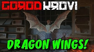 Black Ops 3 Zombies: GOROD KROVI Easter Egg ★ How to Get The DRAGON WINGS!