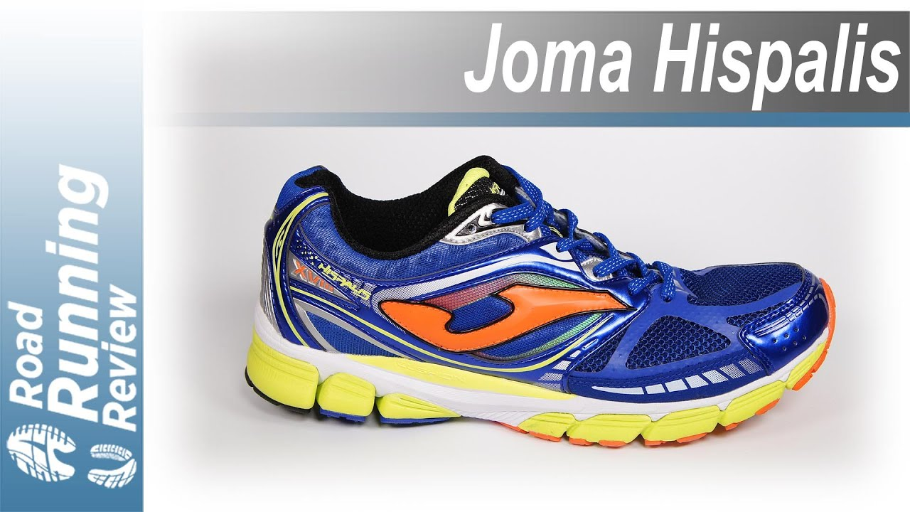 Joma Hispalis XVIII: Características Zapatillas Running