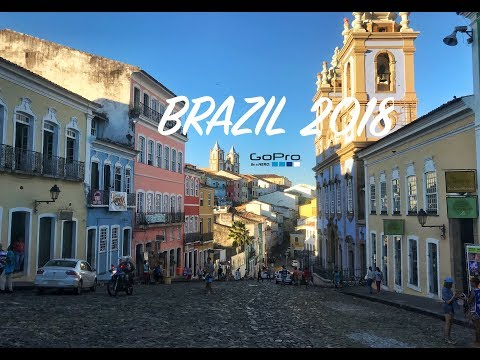 Brazil 2018 | GoPro | TRAVEL VIDEO