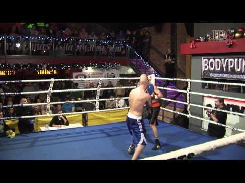 IBC 8 - Boxing Championships - Jay Carney vs Danny Costello
