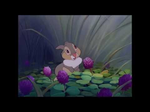 Bambi | Extrait : Bambi rencontre Panpan | Disney BE