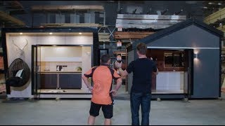 Workshop / Tiny House | Mitre 10 The Lock In With George Clarke