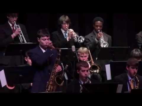"""Jack the Bear"" by New Hampshire All-State Honors Jazz Band"