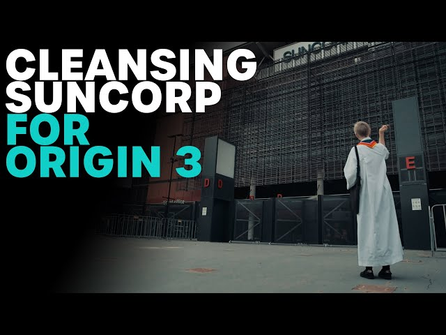 CLEANSING SUNCORP FOR ORIGIN GAME 3   Your Show or Station