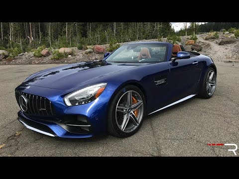 2018 Mercedes-AMG GT C Roadster – Redline: Review