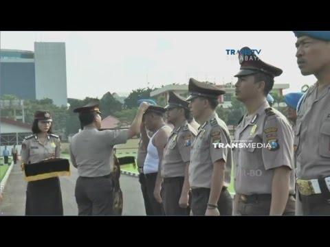 Enam Anggota Polisi Nakal Dipecat Secara Tidak Hormat