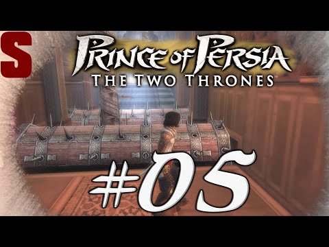 Prince of Persia - The Two Thrones [HD] #05 Fallen über Fallen - Let´s Play