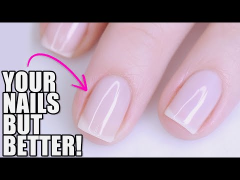 THE 5 BEST SHEER NATURAL NAIL POLISHES FOR HEALTHY LOOKING NAILS