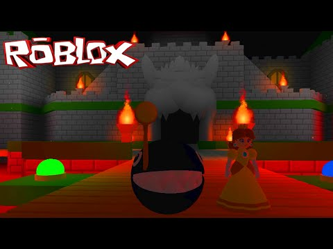 ROBLOX SUPER MARIO 3D ROLEPLAY | RADIOJH GAMES & GAMER CHAD