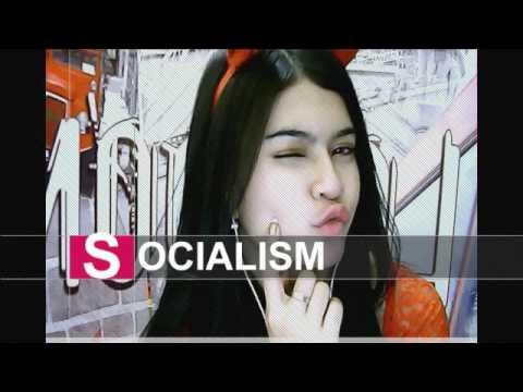 Profile Host Cliponyu Chatrine Elshad(song 'Raisa Cahaya cantik hatimu)