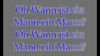 Herbert Grönemeyer _ Männer.wmv