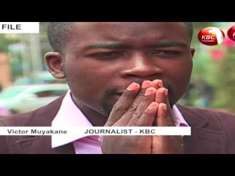 Victor Muyakane among 59 Kenyans who have received the Head of State Commendation