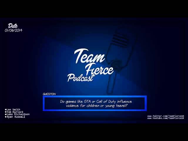 Team Fierce Podcast: Internet Peadophiles #1