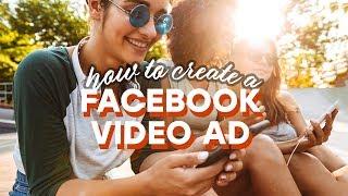 كيفية إنشاء Facebook في تيار الفيديو الإعلانية