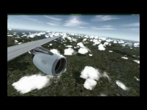 Prepar 3D | Airbus A319-114/ Air Canada | Detroit Metropolitan Wayne County Airport (KDTW)