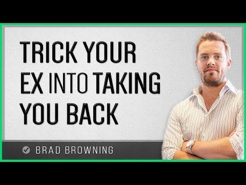 Trick Your Ex Into Taking You Back (9 Sneaky Mind Games!)