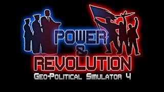 геополитический симулятор 4. Power & Revolution. Первичный обзор