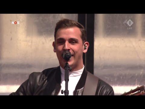 Nielson - Sexy als ik dans [live] - Koningsdag 2015
