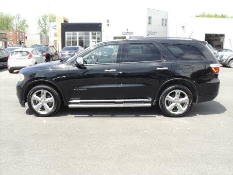 Sold Used 2013 Dodge Durango Citadel Awd V6 Stock