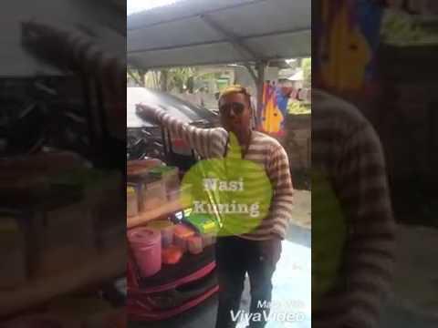 Penjual Unik Asal Gorontalo 😄😄