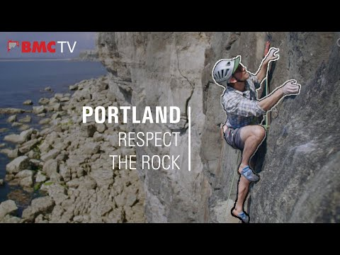 Climbing in Portland? Respect the Rock