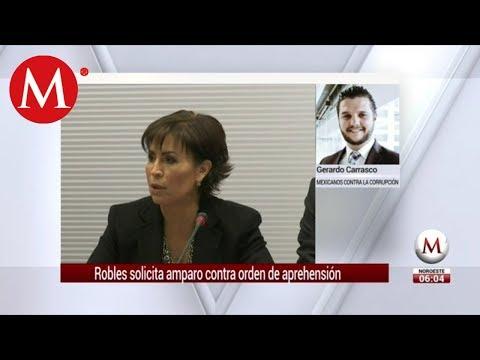 Rosario Robles Solicita Amparo Contra Orden De Aprehensión: Gerardo Carrasco