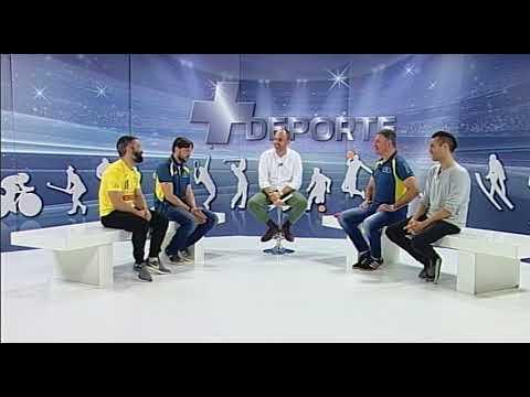 MÁS DEPORTE SEMANAL 14-05-2018