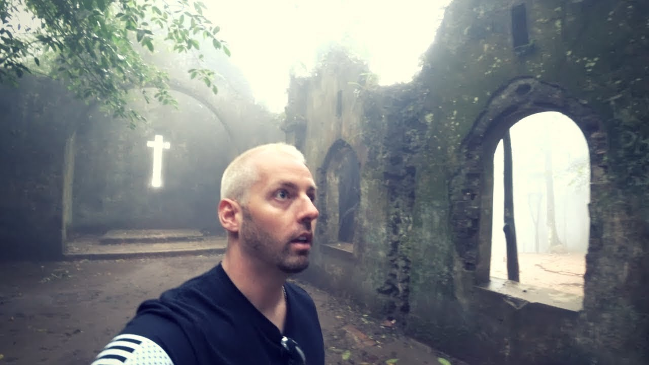 Abandoned Colonial Church in Vietnam Jungle ????????