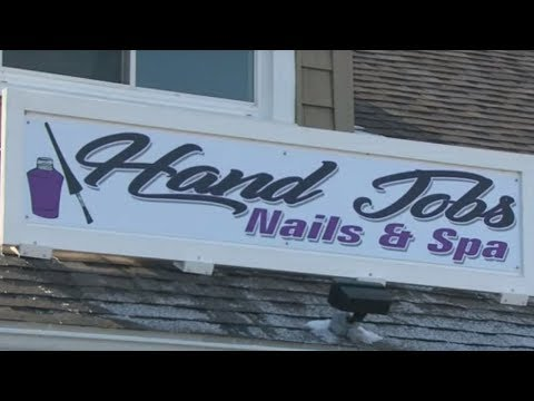 Chris Proctor - Ohio Nail Salon Fights To Keep Name