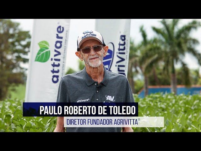 Paulo Roberto de Toledo   Diretor Fundador AgriVitta®️