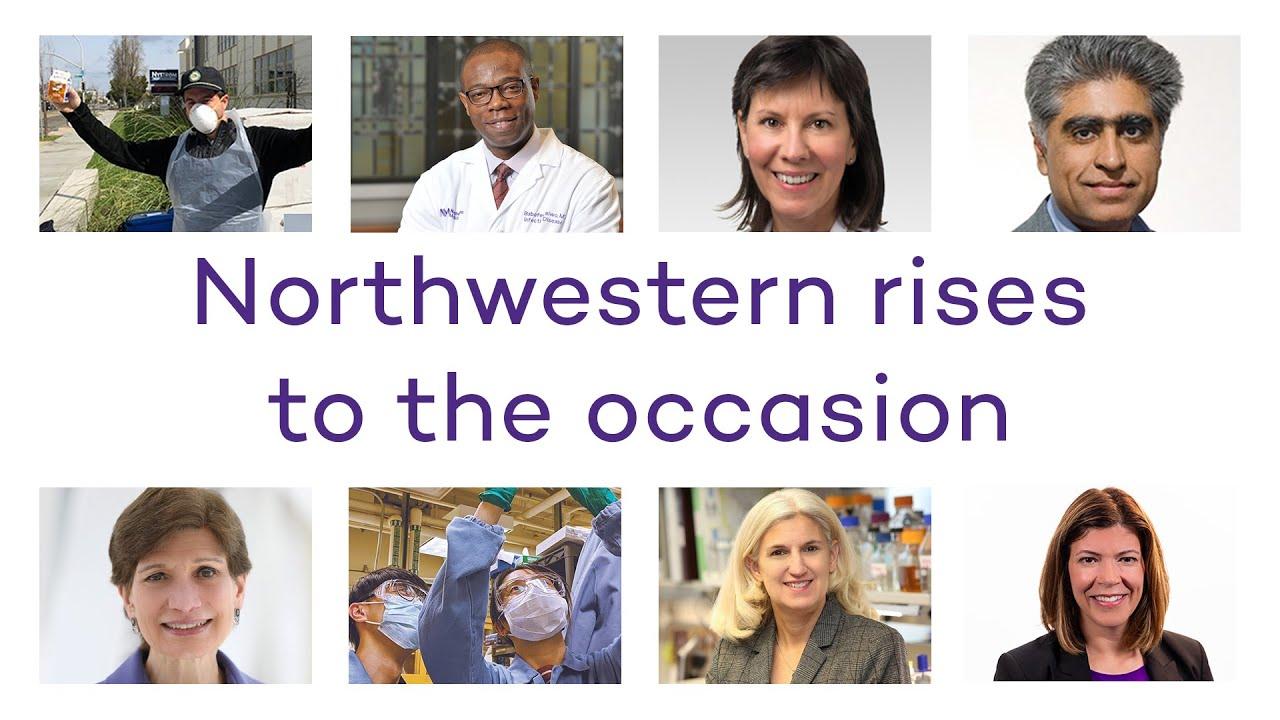 Our Community : Northwestern University