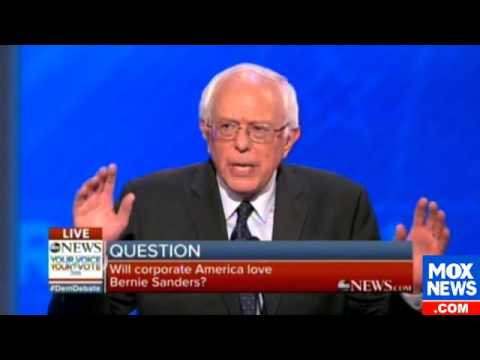 Democratic Presidential Debate In New Hampshire pt.2 Of 3