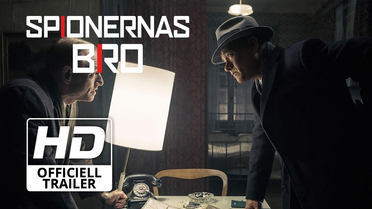 Spionernas bro | Officiell trailer #1
