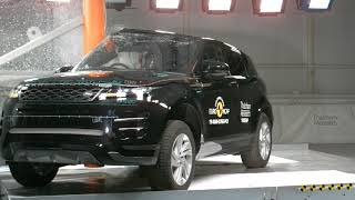 Euro NCAP Crash Test of Range Rover Evoque 2019