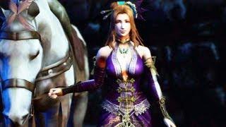 Dynasty Warriors 8: Gameplay com a Dinastia Jin [1080p] Xbox 360 / PS3