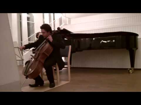 Rachmaninov: Cello Sonata in G minor