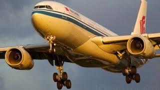 Air China VS China Southern