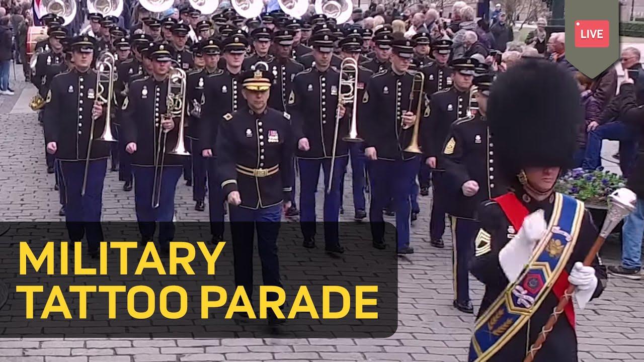 Parade Norwegian Military Tattoo 2018