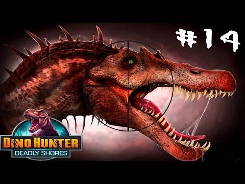 Охотник на динозавров Регион-6 Автомат.Выживание.Андроид игра про динозавров.Dino hunter