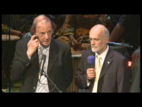 Gala 2009: Dankesrede César Luis Menotti / Walter-Bensemann-Preis 2009