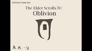 The Elder Scrolls IV: Oblivion - Mystery Game Box