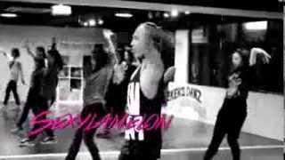 """""""Right Now""""- Rihanna feat. david guetta - Sexylamelon Waacking Class@Zeekers Danz舞蹈館"""