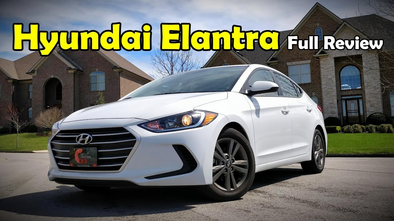2018 Hyundai Elantra Full Review Limited Sport Value Edition Sel Se