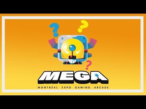 MEGA - Montreal Expo Gaming Arcade